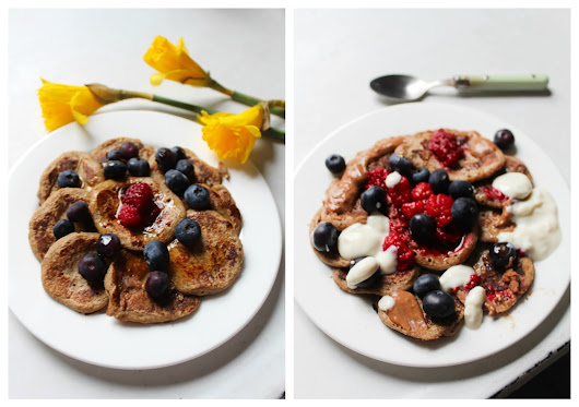 Super Simple: UPDATED Banana Pancakes