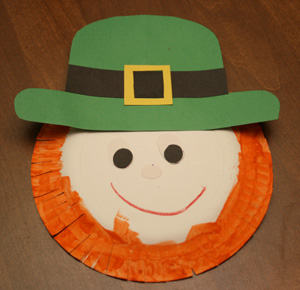 St patrick's day activities for preschoolers.