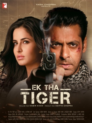 Ek Tha Tiger is Salman 4th Highest Grossing film of his career, Co-Actress Katrina Kaif