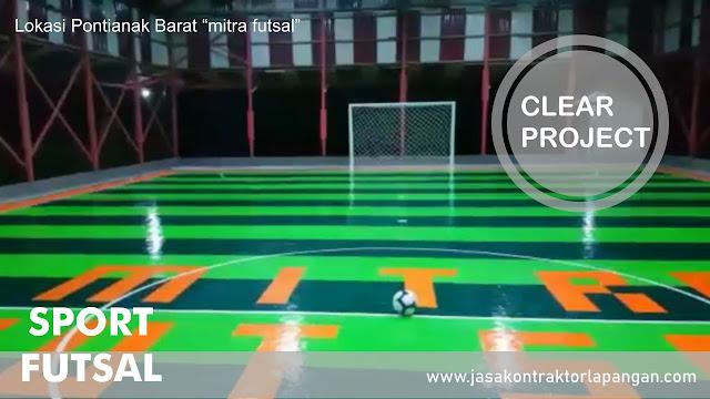 Lapangan Futsal Terdekat Pontianak Barat Mitra Futsal