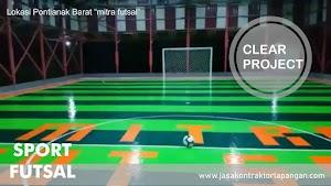 √ Lapangan Futsal Pontianak Barat Terdekat Mitra Futsal