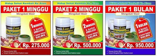 Obat Wasir Ampuh