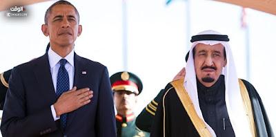 بيان سعودي شديد اللهجة يهدد أمريكا