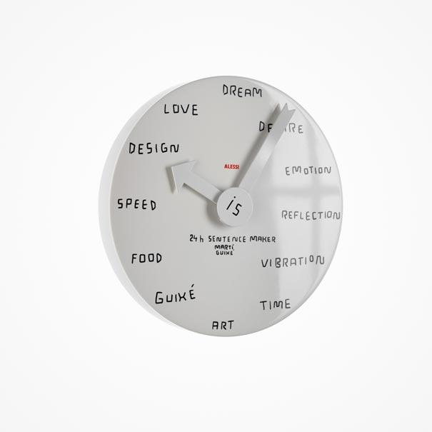 24h sentence Maker wall clock-1