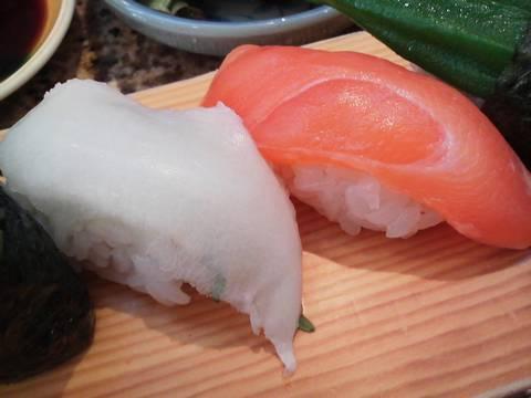 平目&サーモン 回転寿司 鮮(せん)