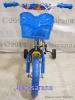 Sepeda Anak Erminio Ban Eva 12 Inci