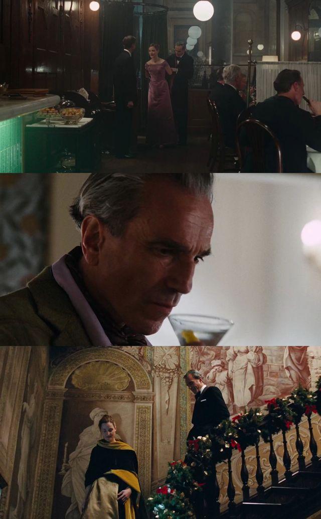 El hilo fantasma (2017) HD 1080p y 720p Latino