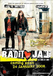 Download film Radit & Jani (2008) DVDRip Gratis