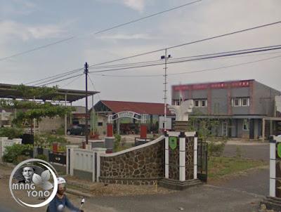 FOTO 2 : Kantor Desa Sukasari, Kecamatan Dawuan.