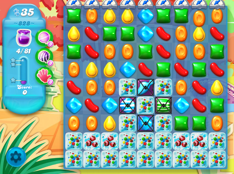 Candy Crush Soda Saga 828