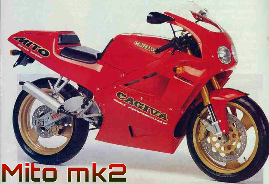 cagiva mito 125 history technical details specs cagiva mito 125 mk2. Black Bedroom Furniture Sets. Home Design Ideas