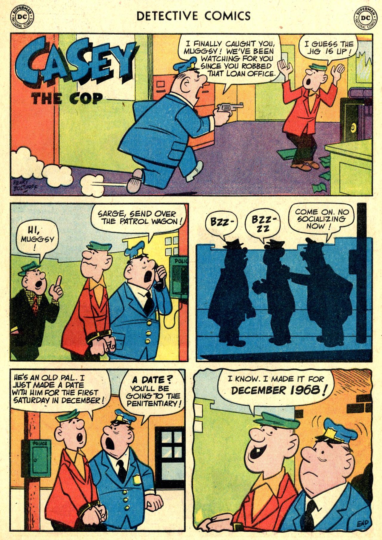 Read online Detective Comics (1937) comic -  Issue #265 - 24