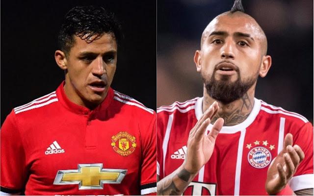 Sao Chile tính đường rời Bayern để tái hợp với đồng đội cũ