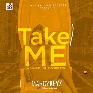 Marcykeyz - Take Me (Prod. KazzMo)