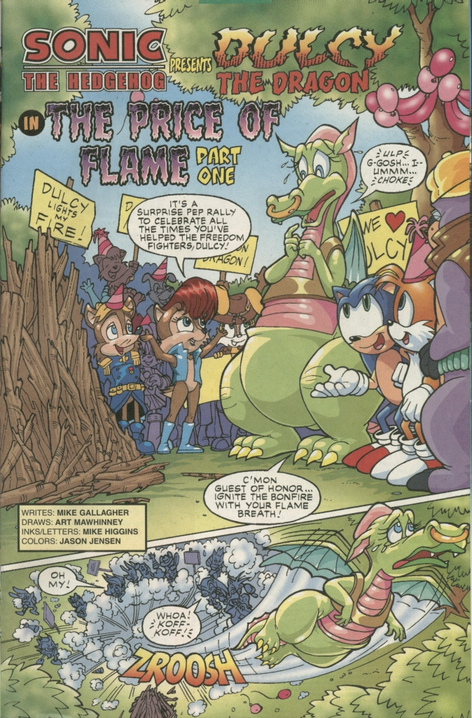 Read online Sonic The Hedgehog comic -  Issue #155 - 33