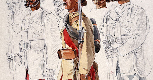 30th Regiment Bombay Native Infantry or Jacob's Rifles
