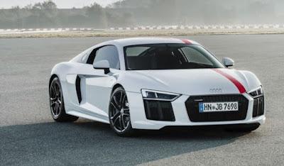 Nouvelle Audi R8 RWS 2018 - Caractéristiques, Prix, Date de Sortie