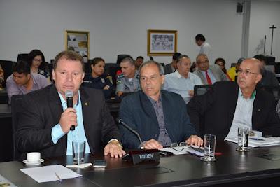 Dr. Neidson participa do Diálogo de Fronteira realizado pelo governo do Estado e Neifro
