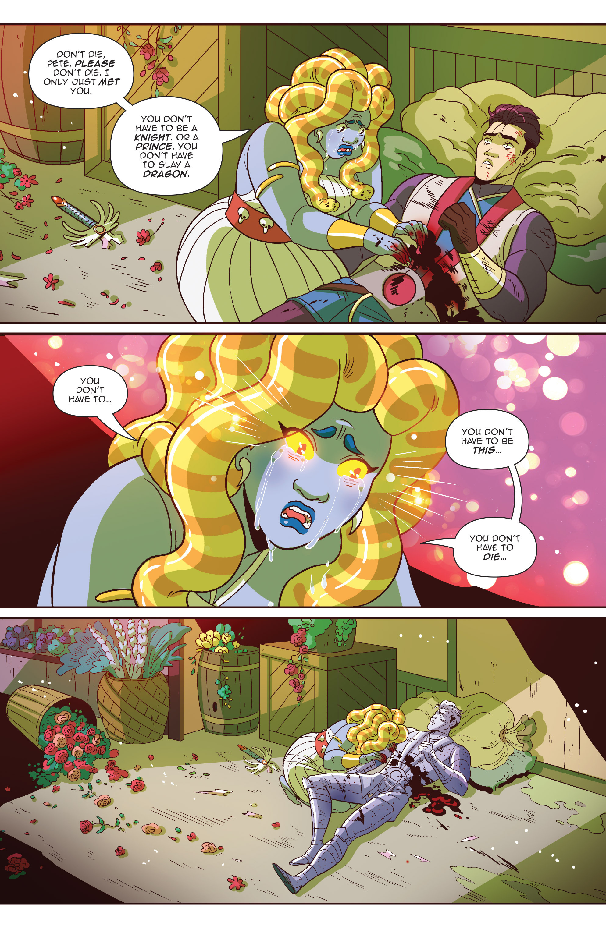 Read online Another Castle comic -  Issue #4 - 24