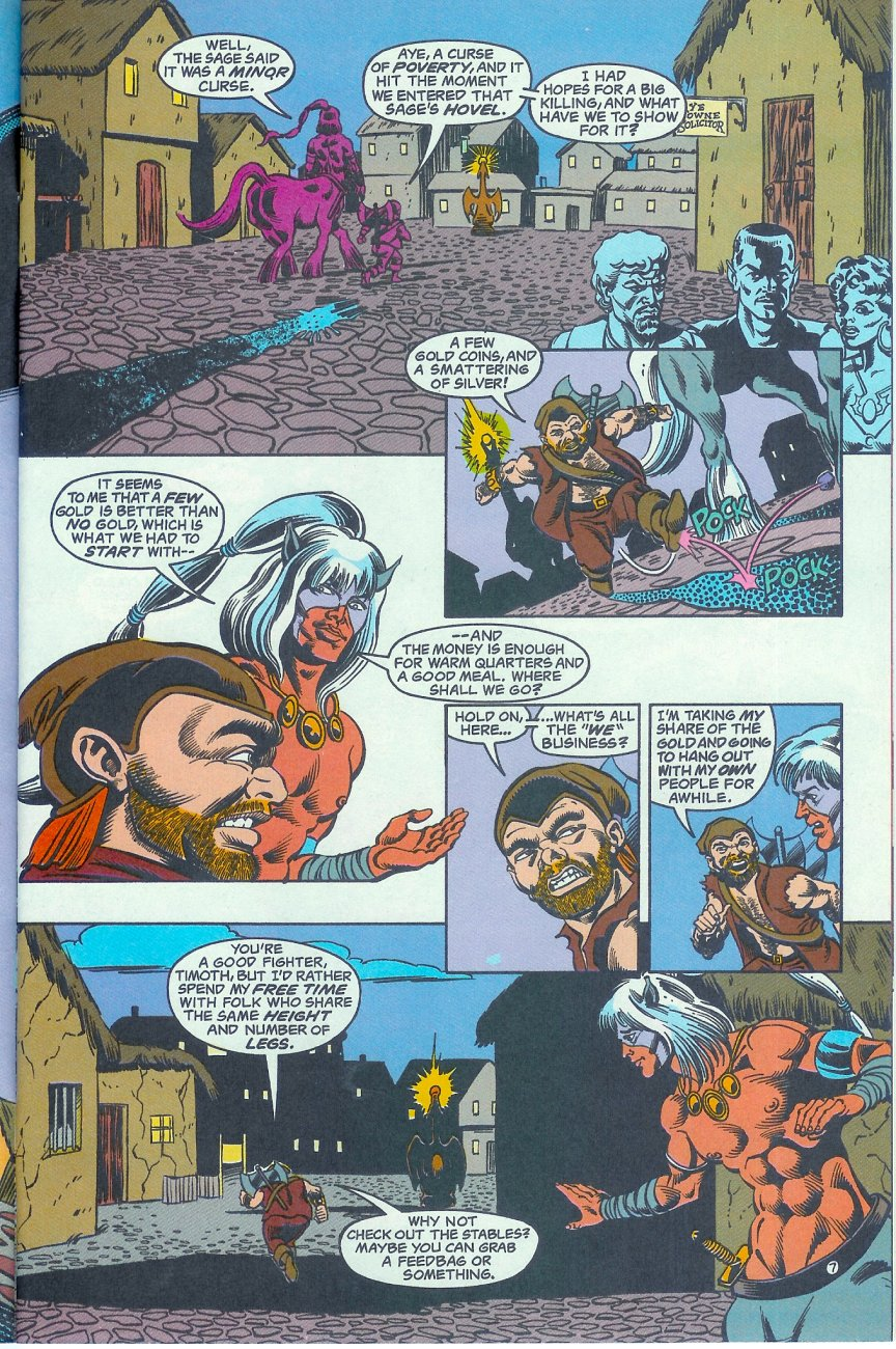Read online Advanced Dungeons & Dragons comic -  Issue #Advanced Dungeons & Dragons _Annual - 8