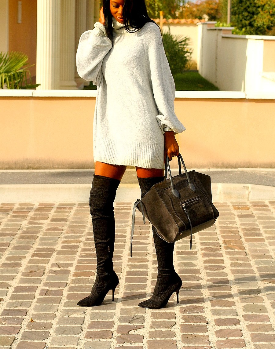 robe-pull-cuissardes-celine-phantom-bag