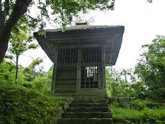 中尊寺鐘楼