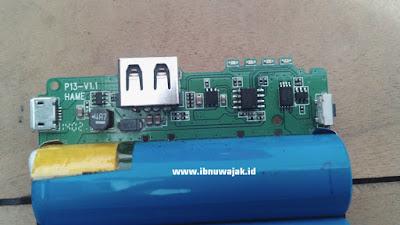 motherboard powerbank hame