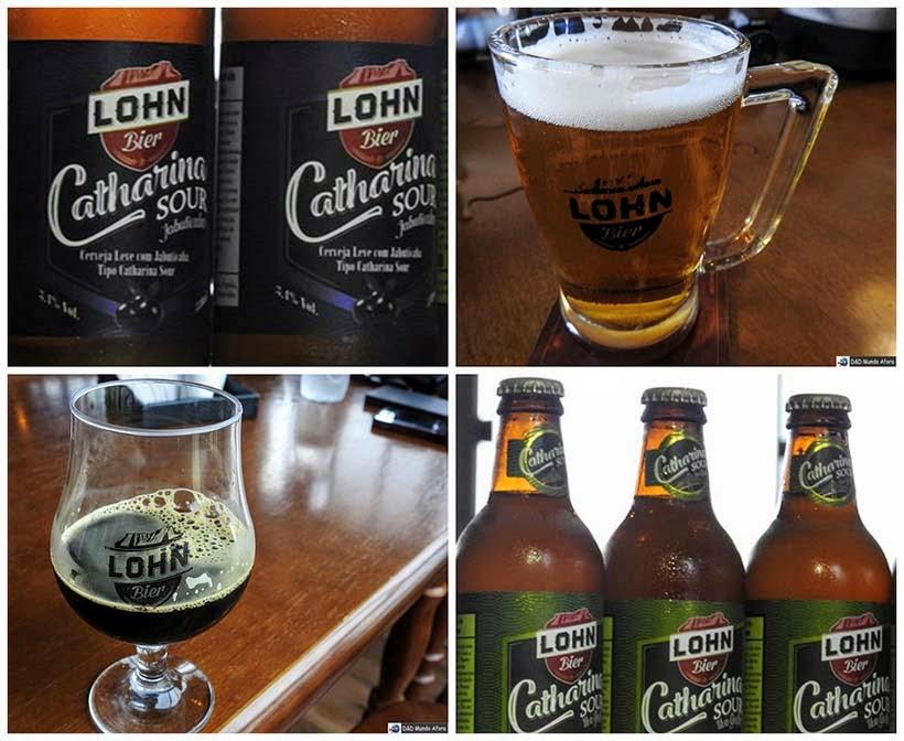 Cervejaria Lohn Bier - Diário de bordo - Encontro Rota Sul em Santa Catarina
