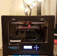 Mechatronic Engineering 3D printer Flashforge Creator Pro