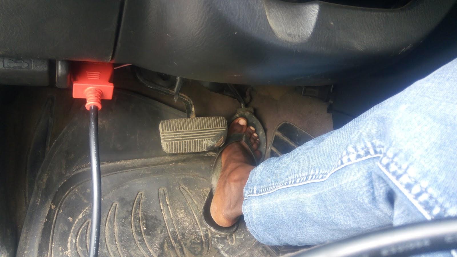 Mechomedics Nissan Pathfinder Air Fuel Ratio Circuit Slow Response Bank 2 Sensor Fully Depressed Accelerator Pedal