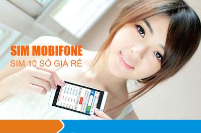 Sim tam hoa MobiFone 111