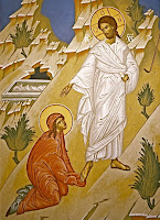 Mary Magdalene at the Resurrection