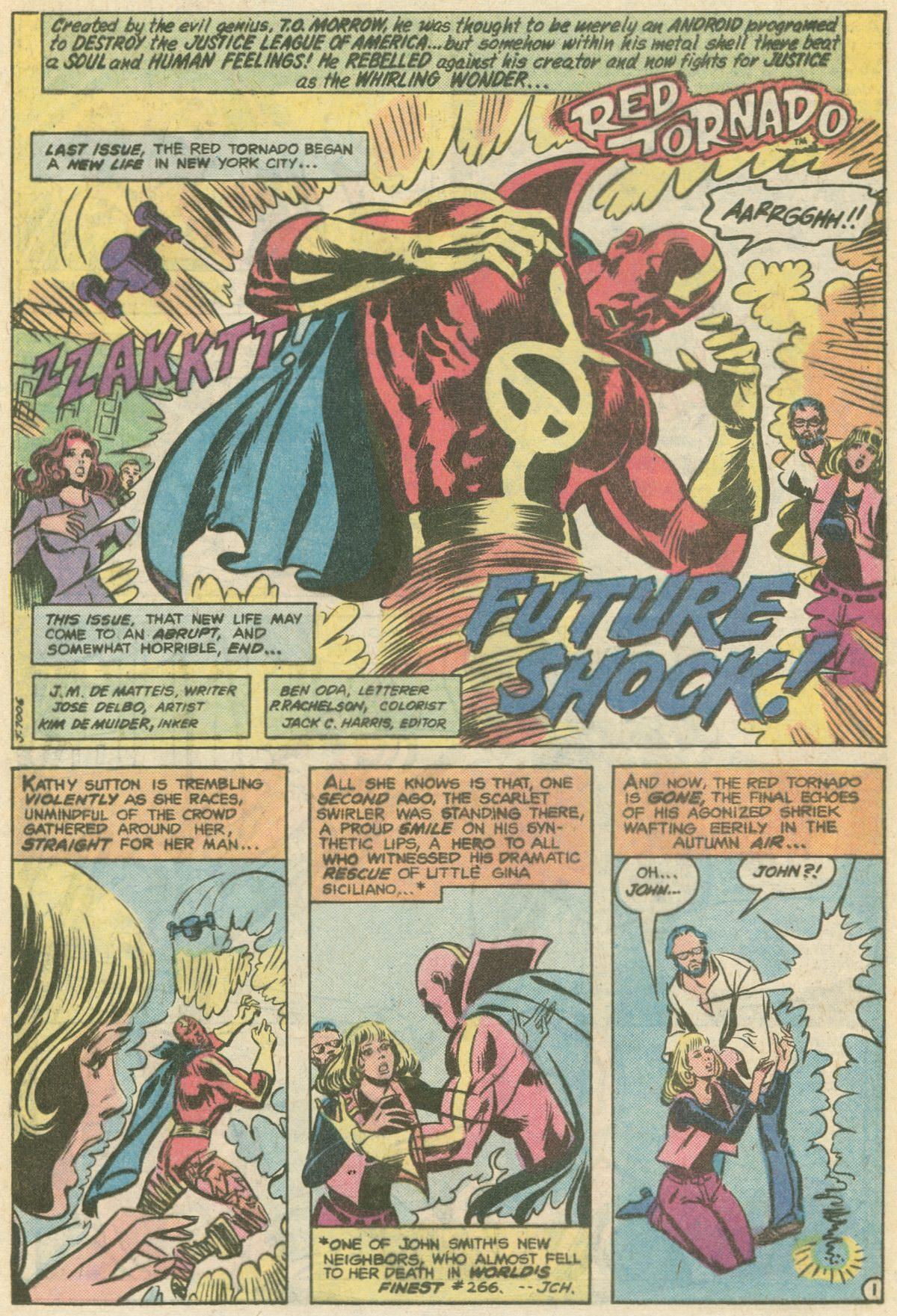Read online World's Finest Comics comic -  Issue #267 - 25
