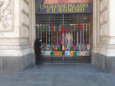 Immagine: Cancellata Palazzo Madama