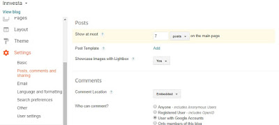 Add Page Numbers Navigation For Blogger template