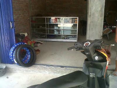 bengkel sepeda motor wonosari