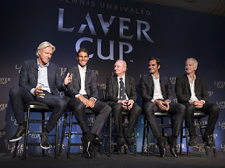 TENIS - Tenemos nueva competición: la Laver Cup