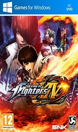 the king of fighters xiv pc cover www.ovagames.com - The King Of Fighters XIV Steam Edition-CODEX