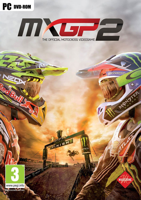 MXGP 2 Download Cover Free Game