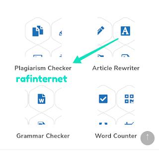 cara cek tingkat plagiat artikel suatu website