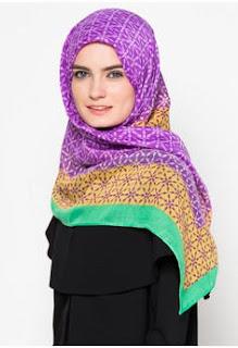 Koleksi Jilbab Zoya Terbaru Segi Empat