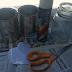 DIY - Tin and Jar Makeover