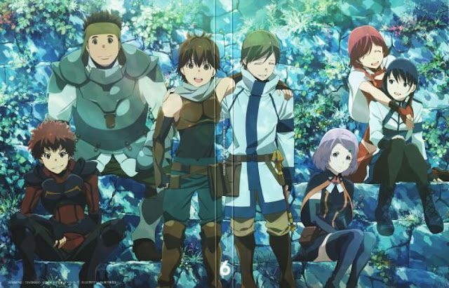 Download OST Opening Ending Insert Song Anime Hai to Gensou no Grimgar Full Version