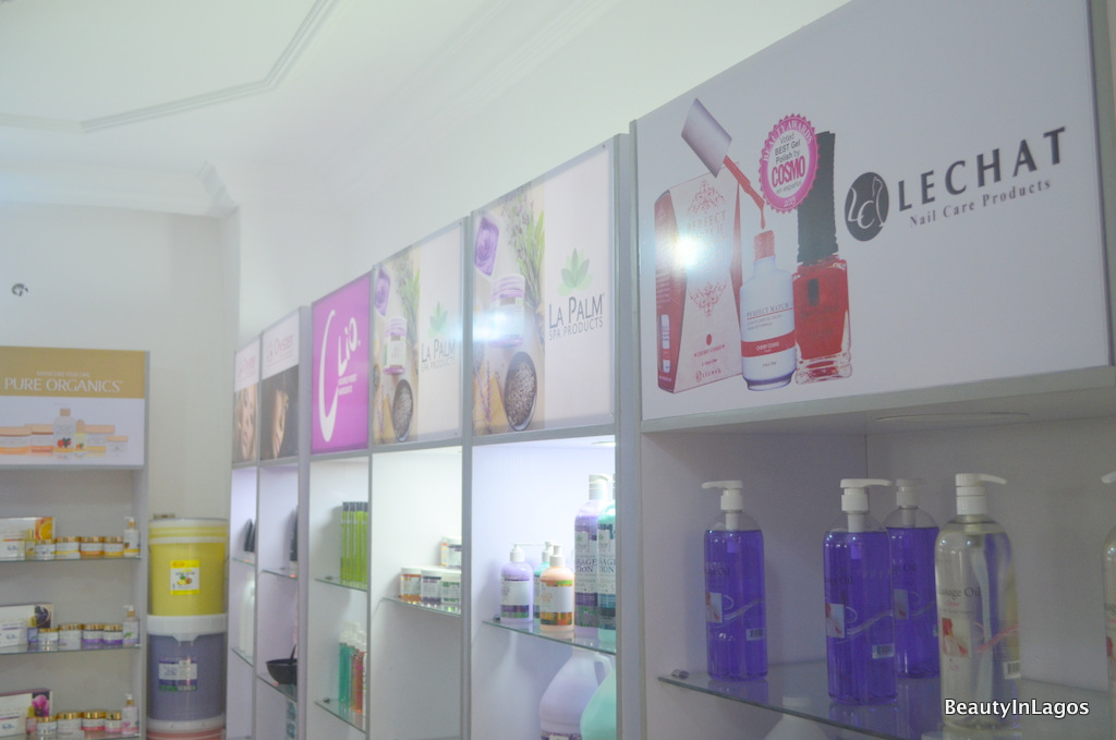 OUT AND ABOUT | BEAUTY WHOLESALE STORE IN LAGOS – NECTAR