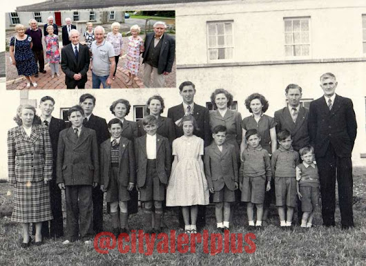 Meet the Donnellys - the Armagh family named the oldest in the world by Guinness World Records #CapGist