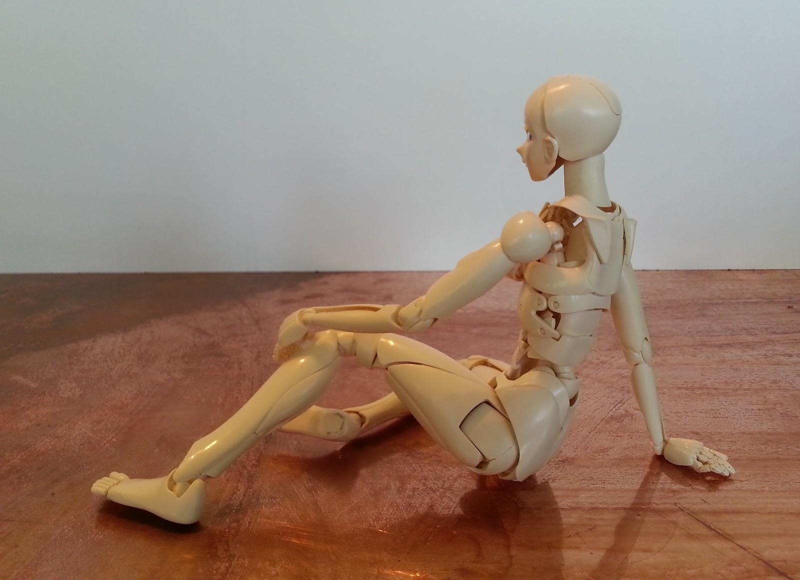 CrabFu Blog: SFBT-3 Artist Figure Review