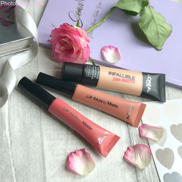 L'Oreal-Matte-Lip-Paints-review