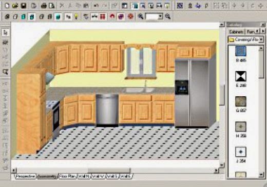 3d Kitchen Design Planner
