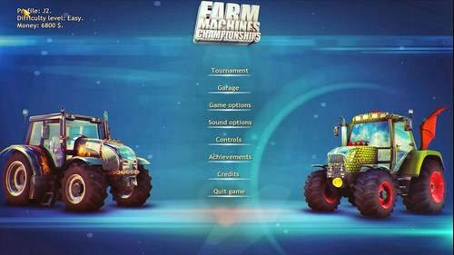 PC Games Farm Machines Championships 2014 Full