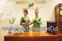 Lowongan Kerja Padang: Martha Tilaar Salon Day SPA Juli 2018